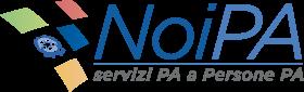 Logo NoiPA servizi Pubblica Amministrazione a persone Pubblica Amministrazione